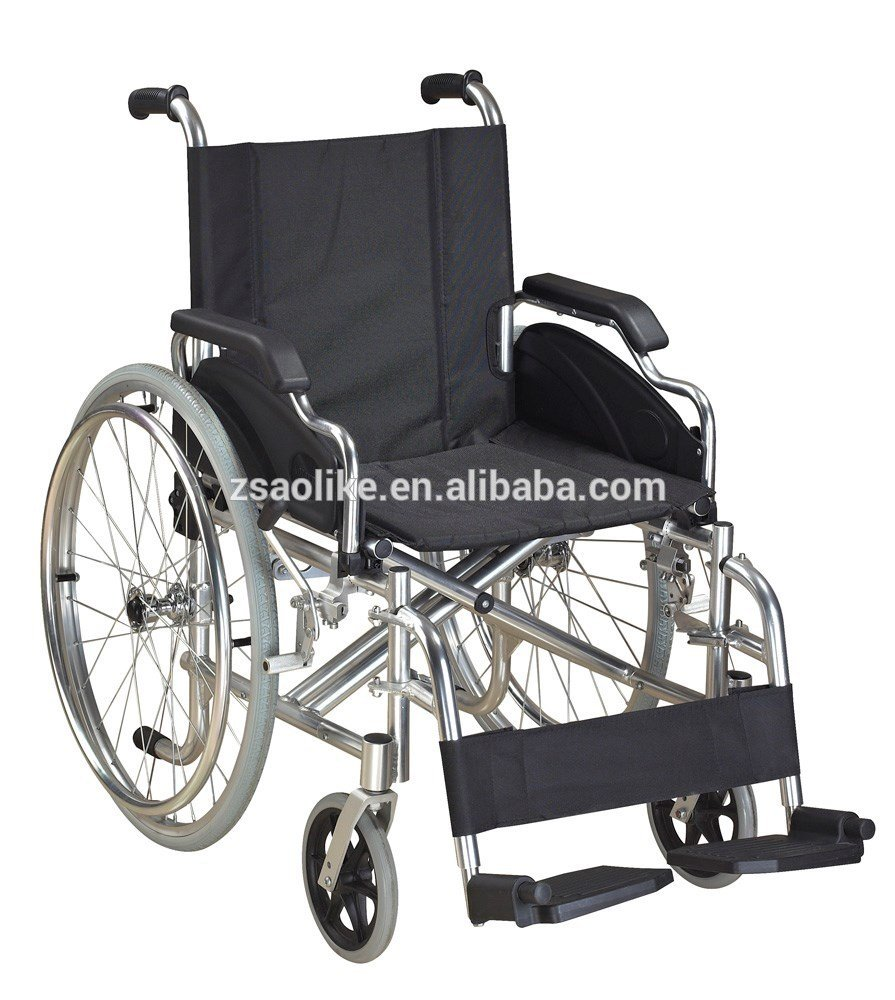 Luxury Aluminum manual wheelchair for sale ALK903LQP