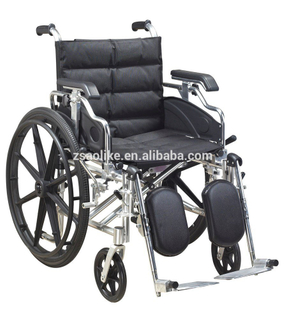 Luxury Aluminum manual wheelchair for sale ALK903LBQC