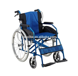 Aluminum manual wheelchair for sale ALK868LAJP
