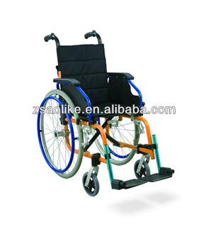Light weight Functional Child Wheelchair ALK907LA-35
