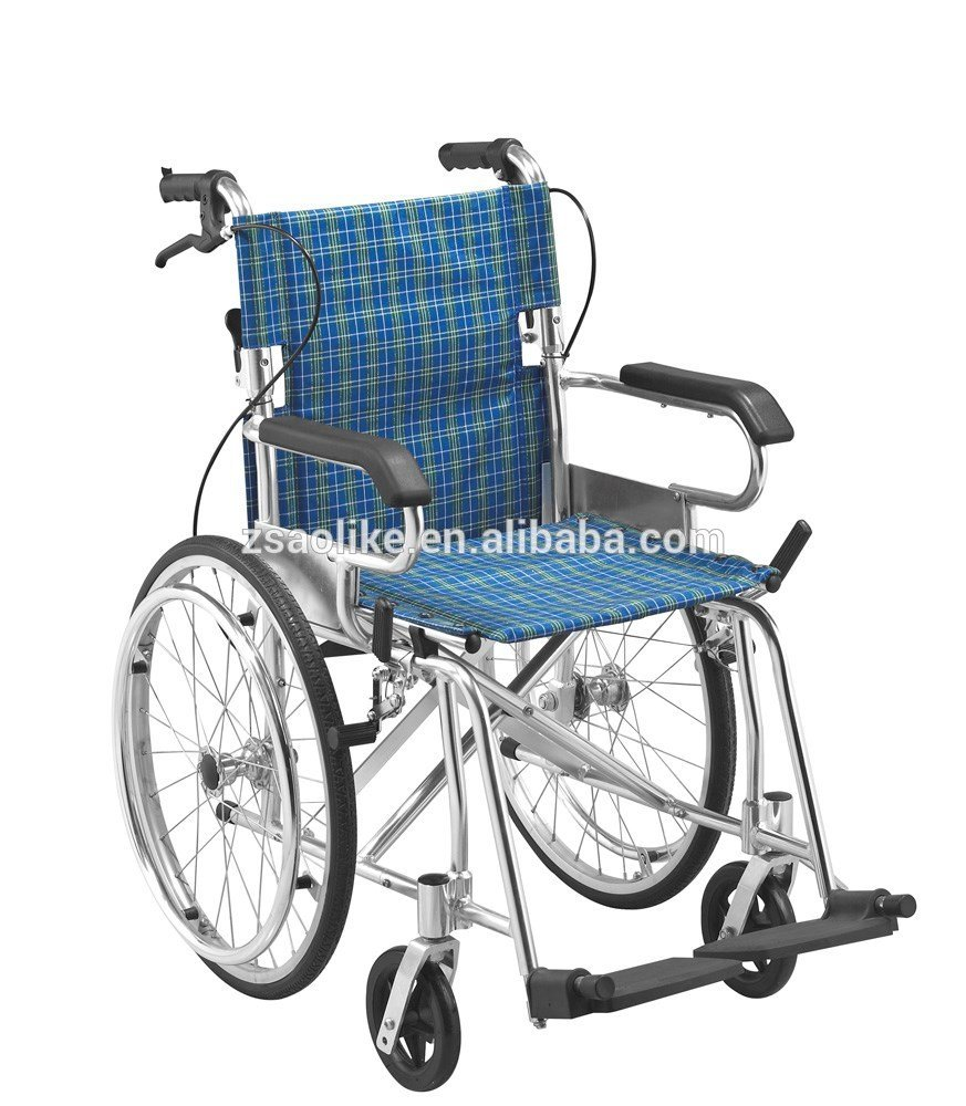Child lightweight wheelchair for sale ALK801LAJP