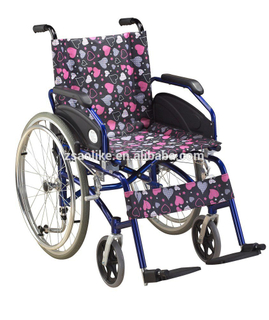 Aluminum manual wheelchair for sale ALK955LP