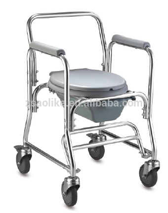 Commode Wheelchair(ALK699L)