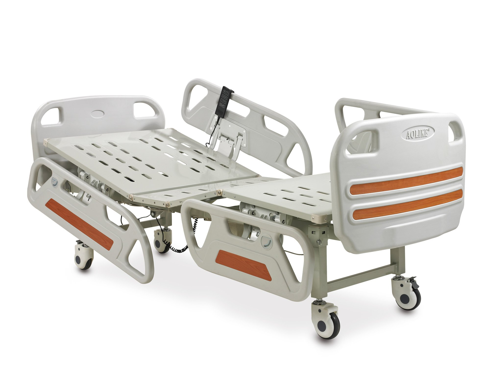 CE,FDA approved Two Function High Quality And Inexpensive Electric Hospital Bed