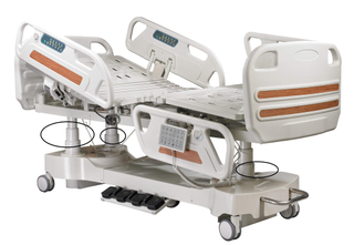 CE FDA ISO13485 Quality Multifunctional electric ICU bed