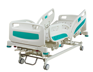Luxury modern type three crank adjustable hospital bed