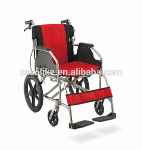 Lightweight aluminum wheelchair ALK867LABJ